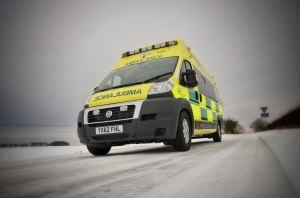 Snow - Ambulance 1