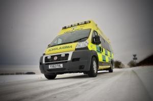 Snow - Ambulance 1