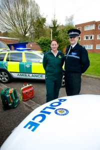 Ambulance and Police Team up to Tackle Inappropriate Calls 3