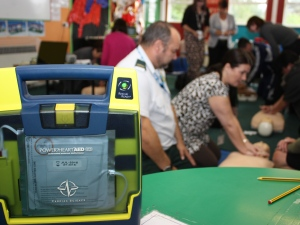 Teaching Assistants Learn Lifesaving is as Easy as ABC 2