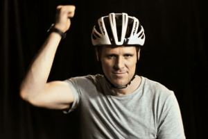 Campaigns - Wear a Helmet - James Cracknell