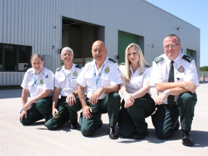 NEW HOME FOR AMBULANCES IN BIRMINGHAM 1