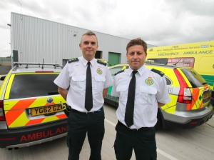 NEW HOME FOR AMBULANCES IN BIRMINGHAM 2