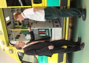Local MP Visits New Hub 2