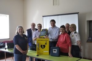 Philip Dunne's Defib Training 2 17-10-13