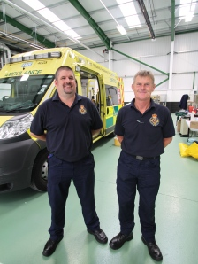Ambulance Crews Move into 21st Century Hub 3