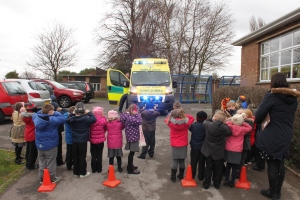 VISIT TO DONNINGTON WOOD INFANT SCHOOL 2
