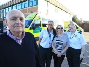 FAMILY ETERNALLY GRATEFUL FOR LIFE SAVING CARE 2