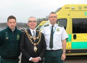 Hub Visit a Real Eye Opener for Lord Mayor of Birmingham 2