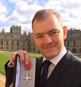 RESPECTED DOCTOR RECEIVES MBE 2 11-03-14