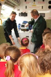 Nursery Children Meet the People Who Help 1