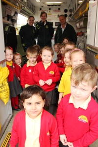 Nursery Children Meet the People Who Help 2