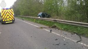 RTC on A41 03-04-14