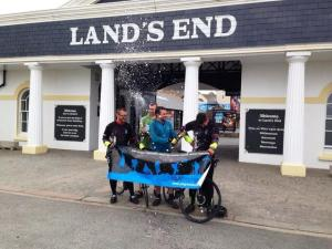 FOUR PARAMEDICS, TWO WHEELS AND 850 MILES IN JUST SEVEN DAY 1