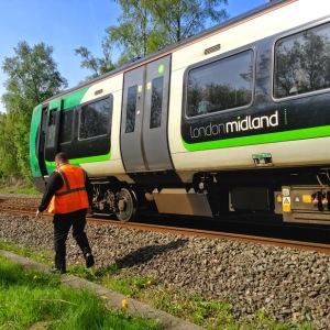 train incident 2