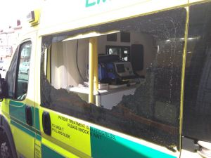 Ambulance Attacked 2
