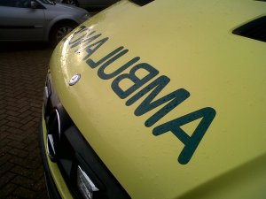 Ambulance Bonnet