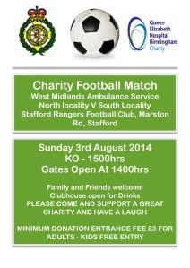 Charity Football