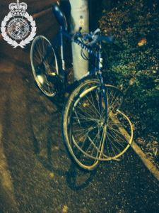 Injured Cyclist 08-07-14