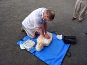 Much Wenlock Defibrillator Campaign 2 02-07-14