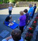 Much Wenlock Defibrillator Campaign 3 02-07-14