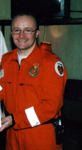 What Happens to a Community First Responder - Ian Thompson Became a Paramedic