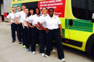 Humpshire Life Savers to Compete in Birmingham Half Marathon 1