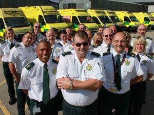 Paramedic Roy Calls it a Day After 35 Years (3)