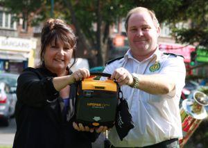 Saving Lives in Acocks Green