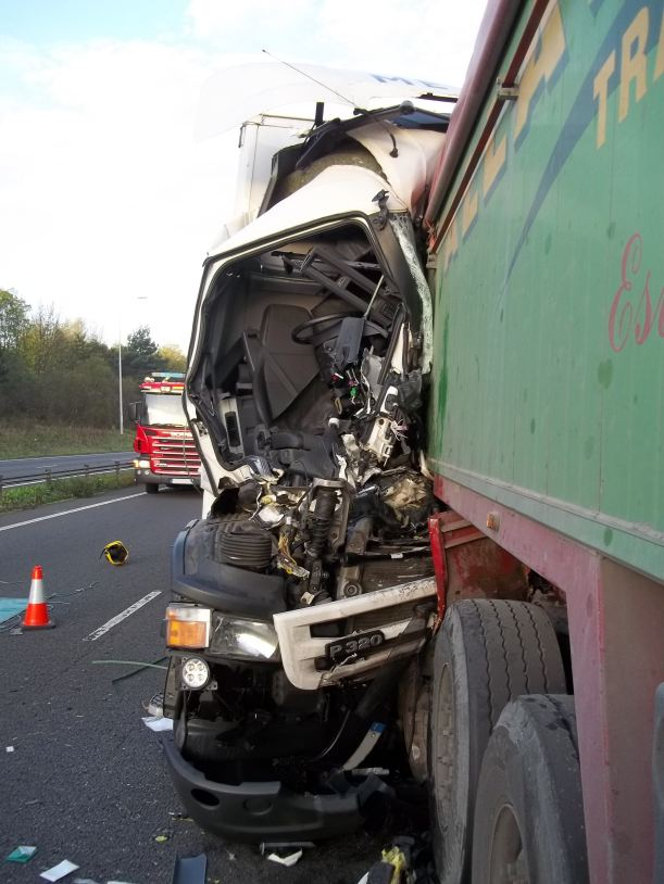 A50 Uttoxeter 1 (28-10-14)