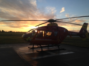 Hmed 03 Sunrise at Cosford