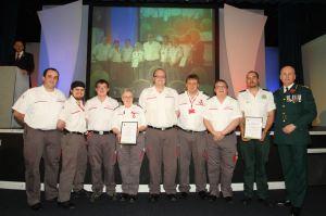 CCTU - British Red Cross and Mike Duggan