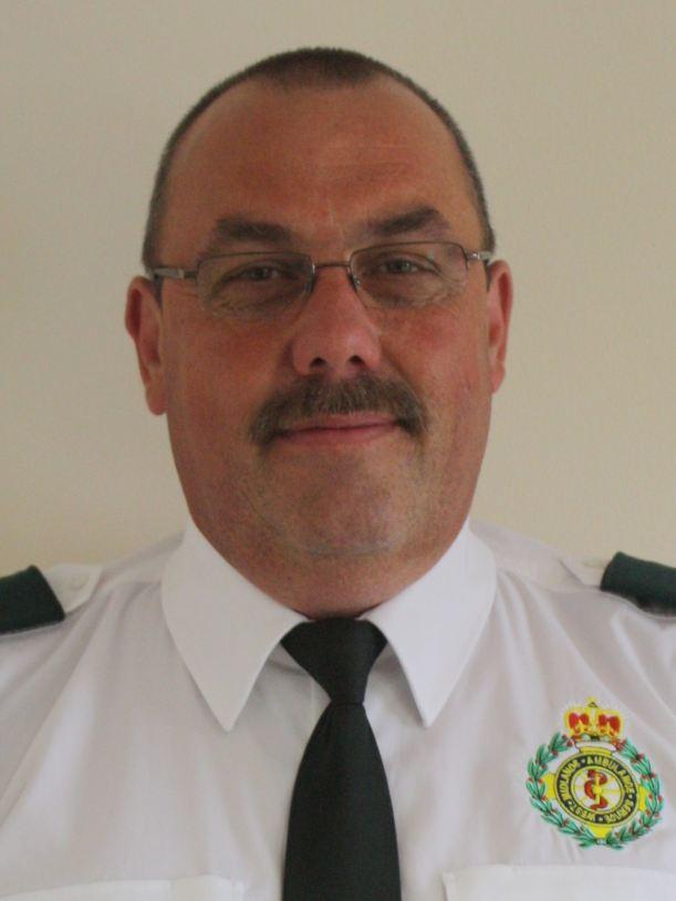 Staffordshire General Manager - Lee Washington