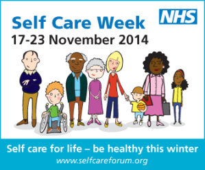 NHS self care week