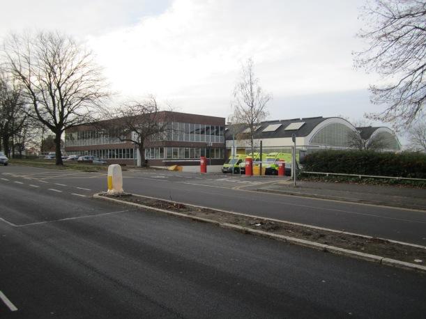 Stoke Ambulance Station 1
