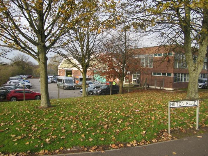 Stoke Ambulance Station 2