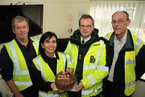 Happy 5th birthday to Cargills Community Ambulance Station 1