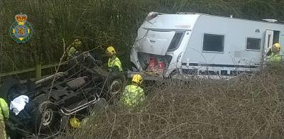 16 03 15 - M5 crash