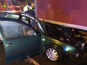 Car driver miraculously escapes serious injury in Coventry crash 1