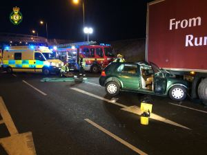 Car driver miraculously escapes serious injury in Coventry crash 3