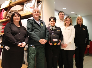 HIGH STREET RETAILER BOOSTS LIFE SAVING CAPABILITIES (2)