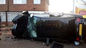 Lucky Escape in Dudley 2