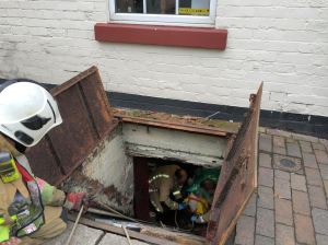 Man Falls Into Pub Celler 1
