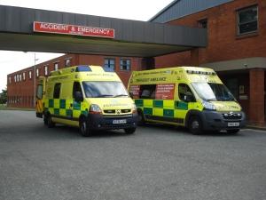 Hospital - Alexandra, Reddich