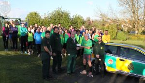 MALVERN JOGGERS RUN FOR LOCAL LIFESAVERS 2a