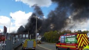 Oldbury fire 1