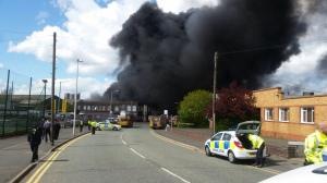 oldbury fire 2