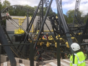 INCIDENT AT ALTON TOWERS 4