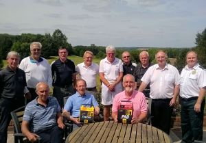 Golf Club Swings into action to Save Lives