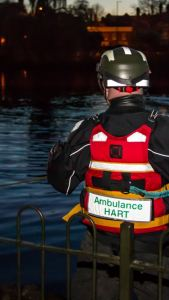 HART water rescue